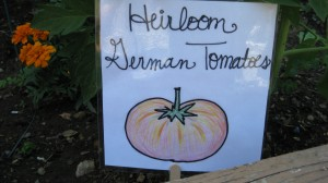 Check Out Our Handmade Garden Signs