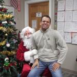 Will and Santa