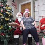 Santa and Trisha