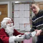 Santa and Todd